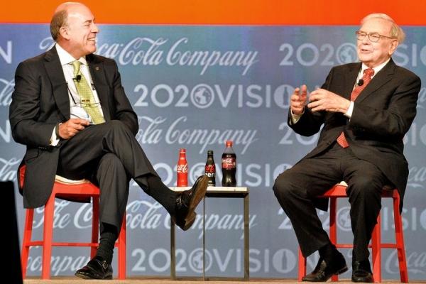 Mức lãi kép 54,3% trong vòng ba năm đã làm tăng 1,02 tỷ đô la từ số vốn ban đầu nhanh chóng lên thành 3,75 tỷ đô la biến khoản đầu tư vào Coca-Cola được xem là một trong những thành tích vang dội của Warren Buffett.
