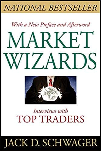 "Quyển sách ""Market Wizards"" của Jack D. Schwager"