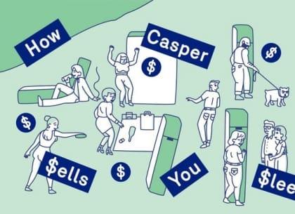Cách Casper lật đổ thị trường nệm truyền thống
