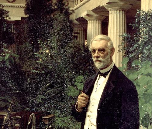 """J.C. Jacobsen sinh năm 1811 tại Đan Mạch. Cuộc đời của ông được xem là bản """"anh hùng ca"""" của làng bia thế giới"""