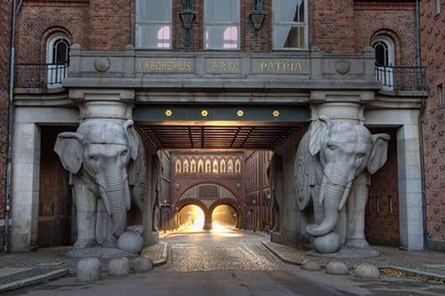 Bảo tàng Carlsberg tại Đan Mạch