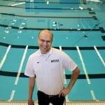 Huấn luyện viên thực hiện cú lặn duy nhất 1 năm 1 lần