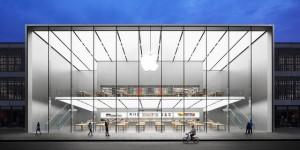 Xiaomi cũng không có chuỗi cửa hàng hoành tráng như Apple