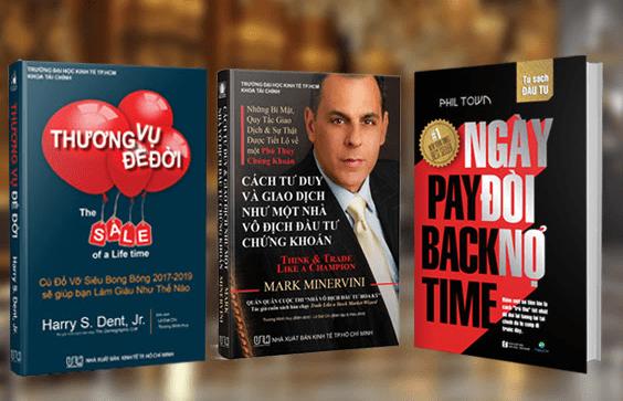 sách đầu tư, sách chứng khoán, đầu tư