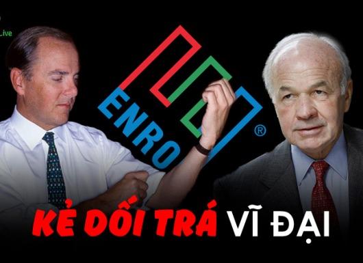 Enron - Kẻ dối trá vĩ đại