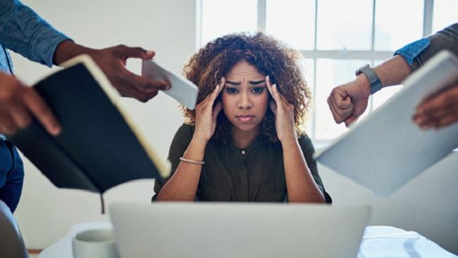 càng khó khăn trong việc nói 'không', bạn càng có nhiều khả năng gặp stress