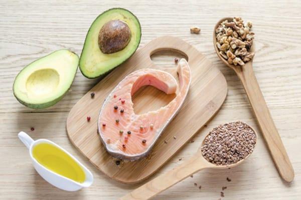 Tiêu thụ chất béo tốt