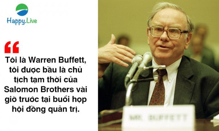 Salomon Brothers: khoản đầu tư suýt hủy hoại danh dự của Warren Buffett