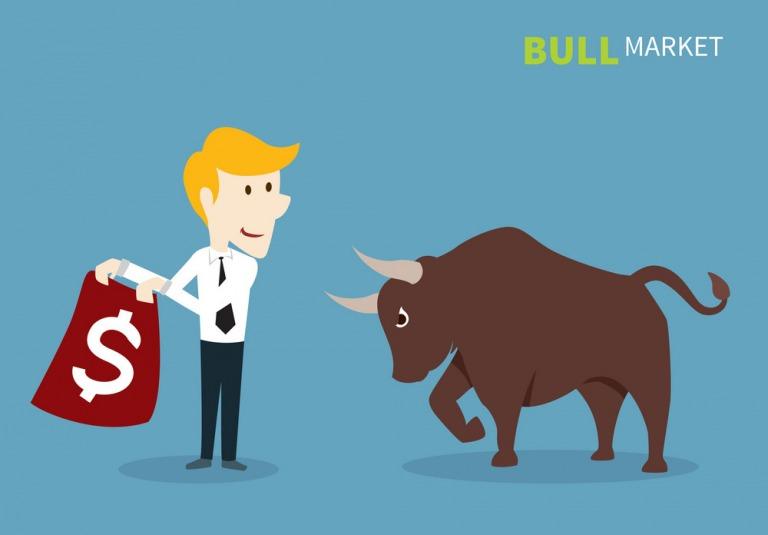thị trường bò gấu