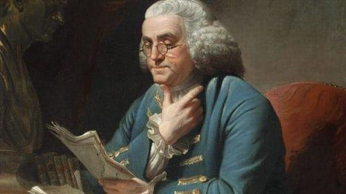 Benjamin Franklin: Muốn làm giàu phải sử dụng thời gian thông minh