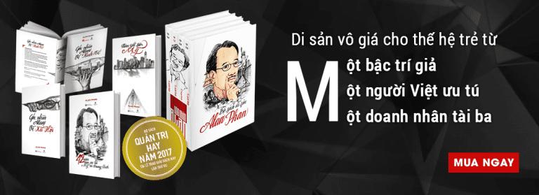 bộ sách di sản alan phan, TS. Alan Phan