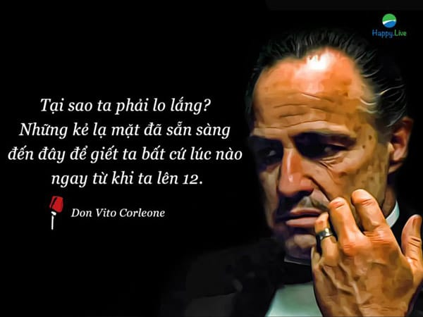 don vito corleone, the godfather, bố già, tom hagen