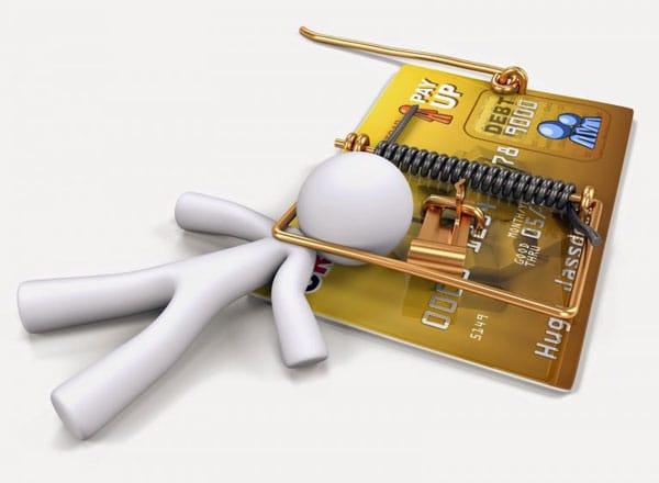 Người giàu không bao giờ để chất đống lãi thẻ tín dụng đâu, vì với họ, nó là sự lãng phí.