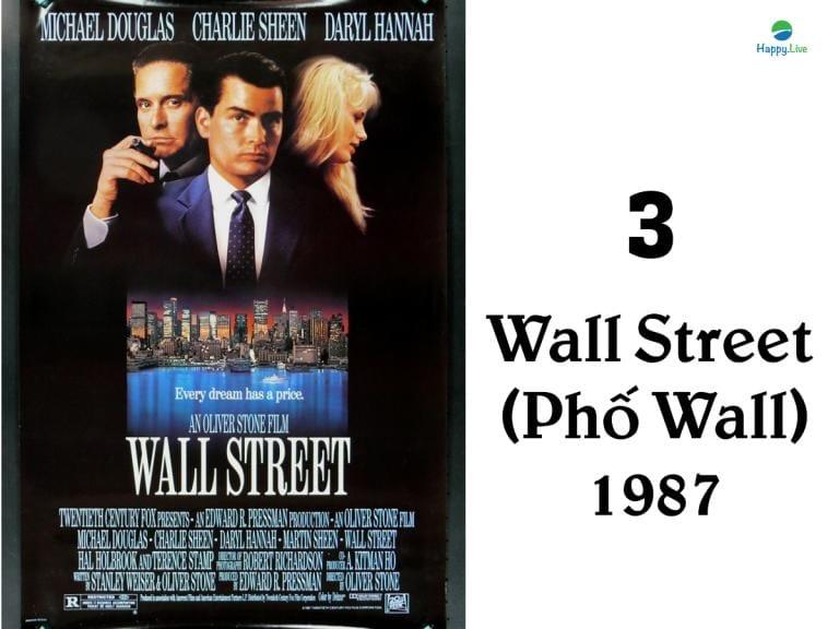 phim về phố wall, phim đầu tư, phim Wall Street, phim Phố Wall