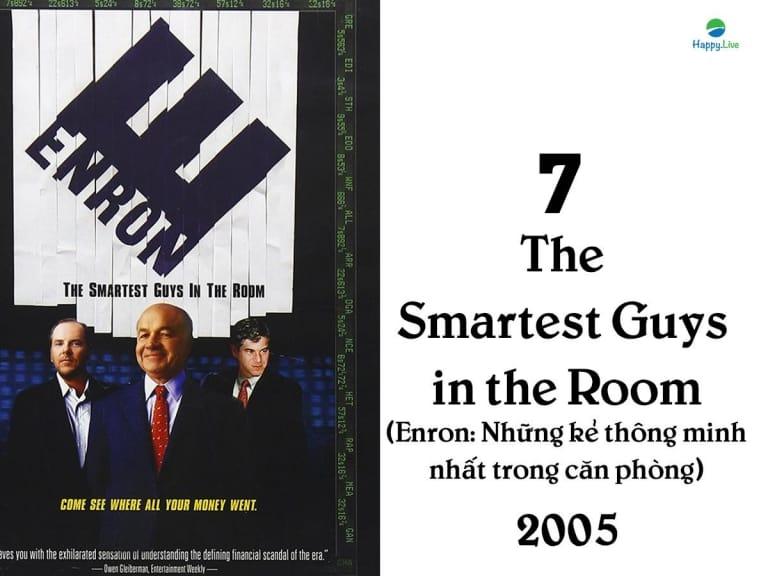 phim về phố wall, phim đầu tư, Enron: The Smartest Guys in the Room