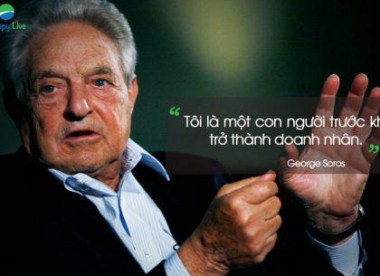 George Soros đọc vị Mr. Market bằng thuyết phản xạ