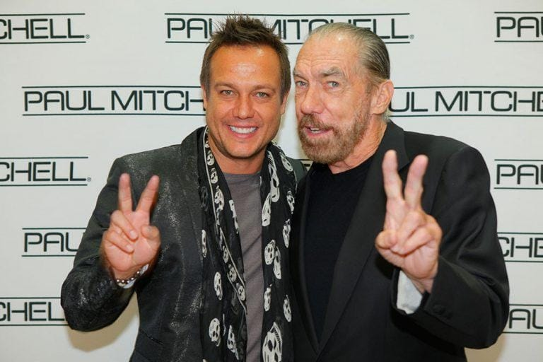Paul Mitchell và John Paul Dejoria