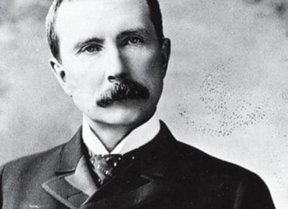 Vua dầu mỏ Rockefeller