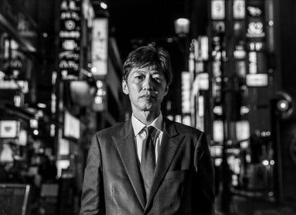 Ông Haruhiro Nakano