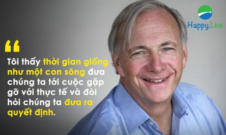 Nguyên tắc thành công của Ray Dalio (P1): Tiếng gọi bắt đầu cuộc phiêu lưu
