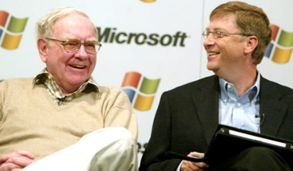 Warren Buffett không bao giờ mua cổ phiếu Microsoft