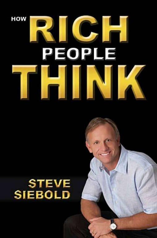 30 năm chỉ nghiên cứu người giàu, triệu phú Steve Siebold có rất nhiều kinh nghiệm về cách làm giàu
