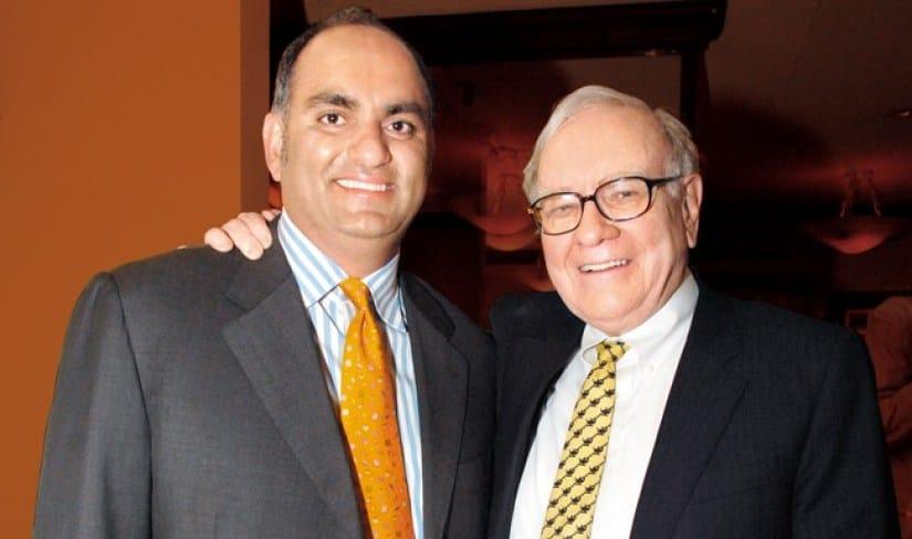 Mohnish Pabrai và Warren Buffett