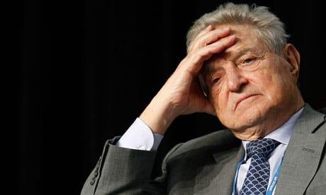George Soros là một nhà đầu cơ từng khuynh đảo thị trường tài chính nhiều nước.