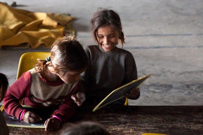 trẻ em đường phố