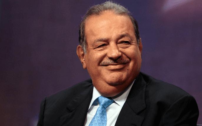 Carlos Slim Helu - người giàu nhất Mexico và giàu thứ 7 thế giới. Ảnh: Forbes.