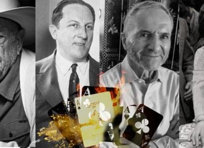 11 tay cờ bạc nổi tiếng mọi thời đại