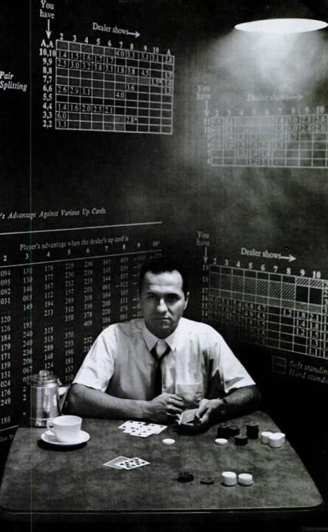 Edward Thorp, người đàn ông đánh bại mọi thị trường