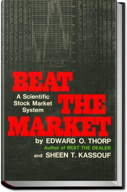 """Sách """"Beat the market"""" của Edward Thorp"""