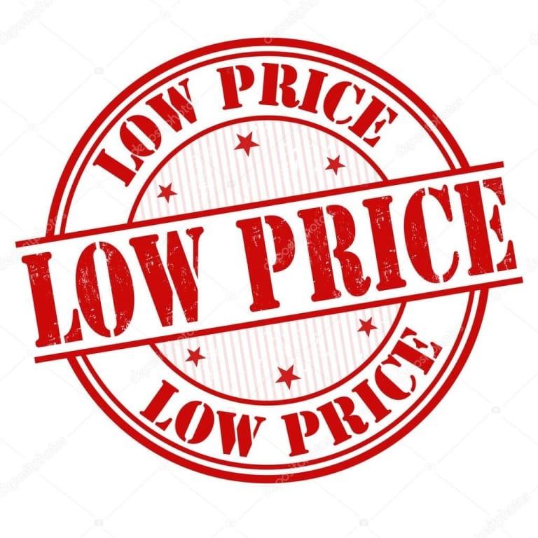 giá thấp
