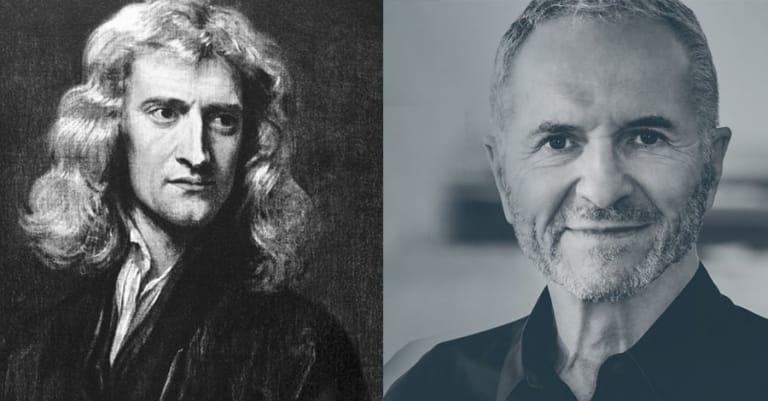 Cùng là thiên tài vì sao Edward Thorp trở thành NĐT vĩ đại còn Isaac Newton lại thua đau trên TTCK