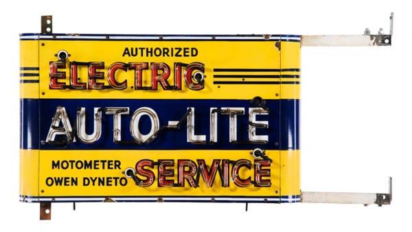 Ắc quy Electric Autolite