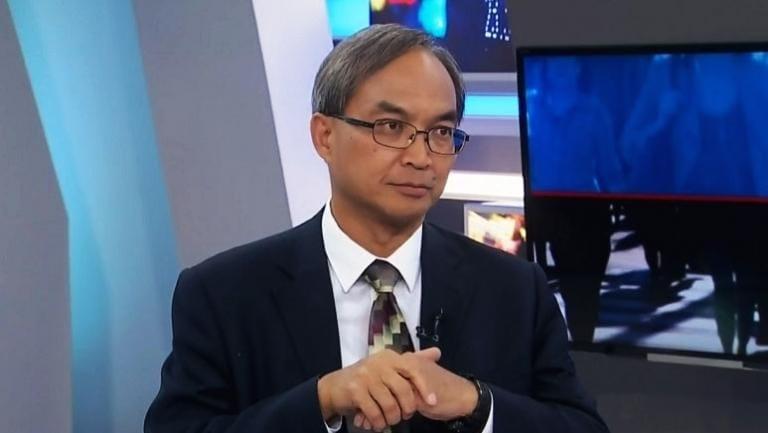 Ông Nicholas Kwan, Giám đốc nghiên cứu của Hội đồng phát triển Thương mại Hồng Kông (HKTDC)