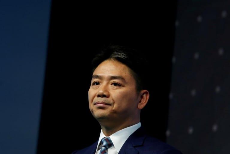 Tỉ phú Richard Liu - chủ tịch kiêm CEO của JD.com