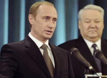 Putin khi mới nhậm chức Tổng thống. Nguồn: Sputnik International