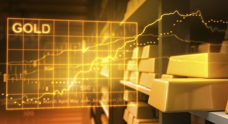 Vàng và Cổ phiếu