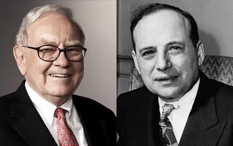 Benjamin Graham và Warren Buffett