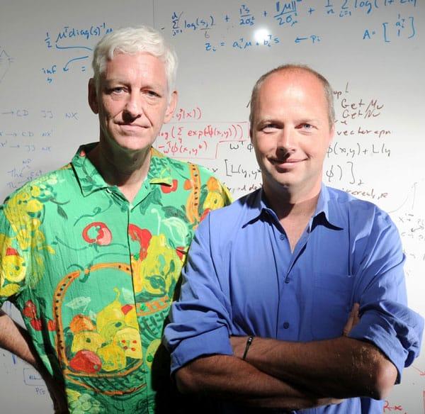 Peter Norvig và Sebastian Thrun
