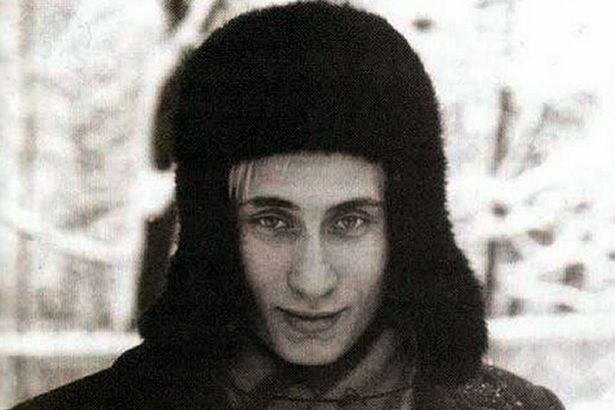 Ông Putin năm 1963