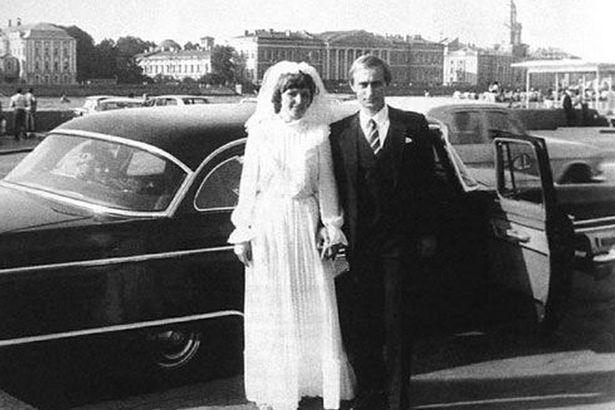 Ông Putin cưới bà Lyudmila năm 1983.