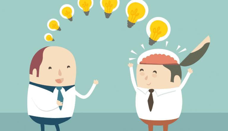 Ý tưởng (dù tích cực hay tiêu cực) khi đã vào đầu, đầu ta có xu hướng đóng lại không tiếp cận ý tưởng mới.