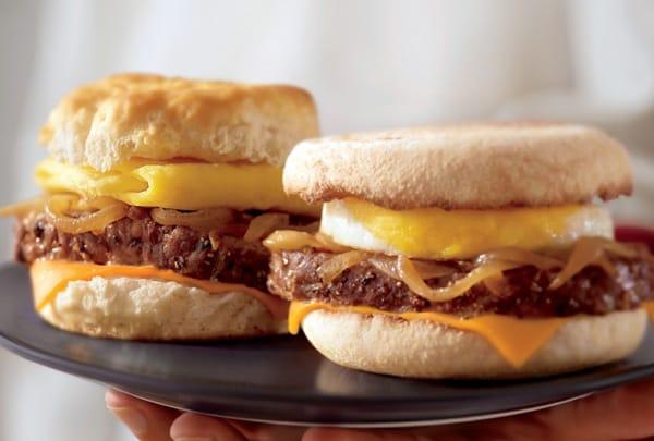 Bánh mỳ kẹp là ý tưởng độc đáo khởi xướng cho một thương hiệu nổi tiếng