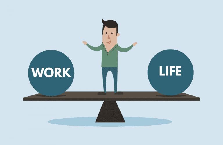 Cân bằng cuộc sống và công việc