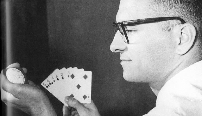 Edward Thorp - Thành công nhờ khả năng tập trung cao độ & quyết tâm làm đến cùng