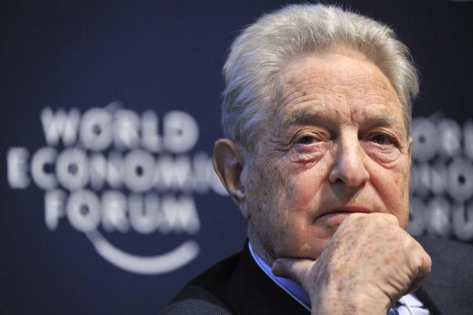 """George Soros - """"vị thần"""" tiên tri tài chính của phố Wall (phần 1)"""