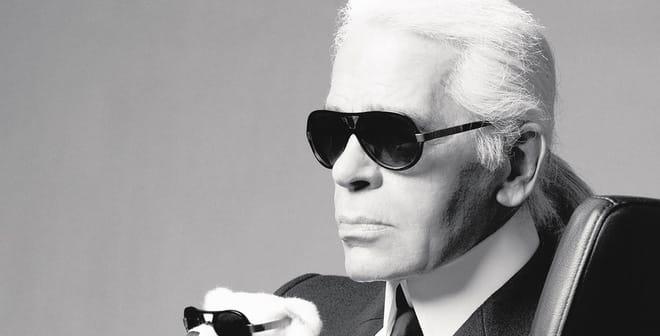 Truyền nhân của Coco Chanel -  Giám đốc sáng tạo Karl Lagerfeld.